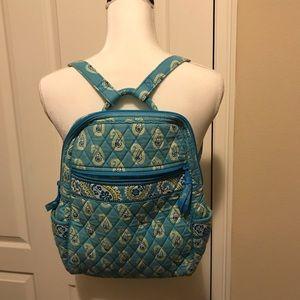 Vera Bradley blue backpack 🎒 purse 👜